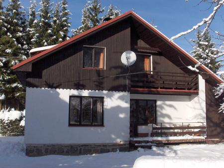 Chata Donovaly v zime 2013